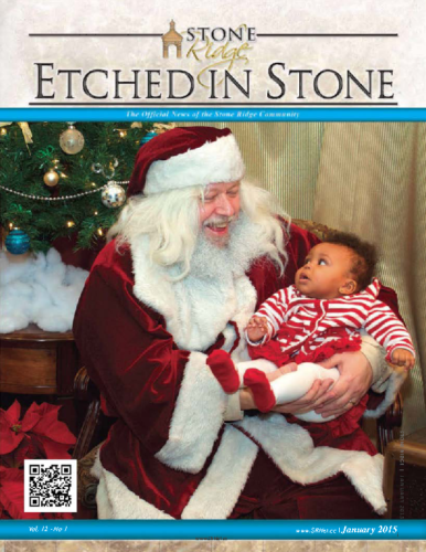 January 2015 Etched In Stone Newsletter