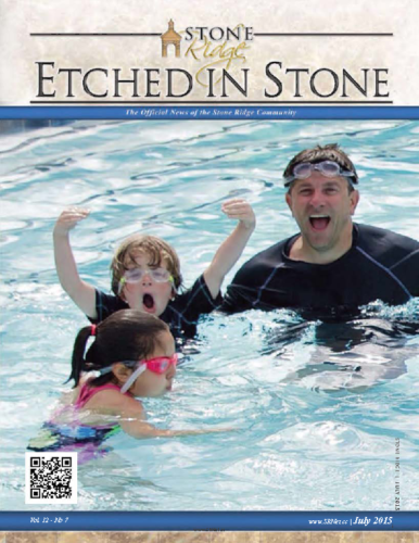July 2015 Etched In Stone Newsletter