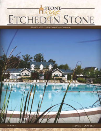 June 2012 Etched In Stone Newsletter