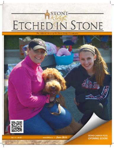June 2014 Etched In Stone Newsletter