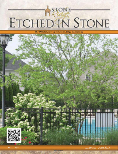 June 2015 Etched In Stone Newsletter