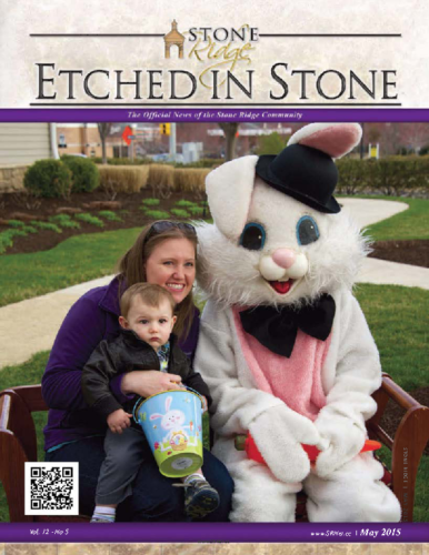 May 2015 Etched In Stone Newsletter