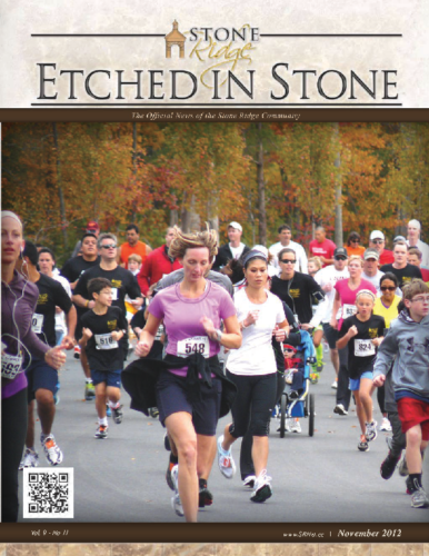 November 2011 Etched In Stone Newsletter