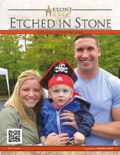 October 2014 Etched In Stone Newsletter