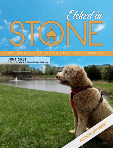 June 2019 – Etched in Stone Newsletter