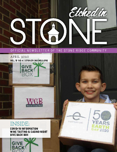 April-2020-Etched-in Stone-Newsletter